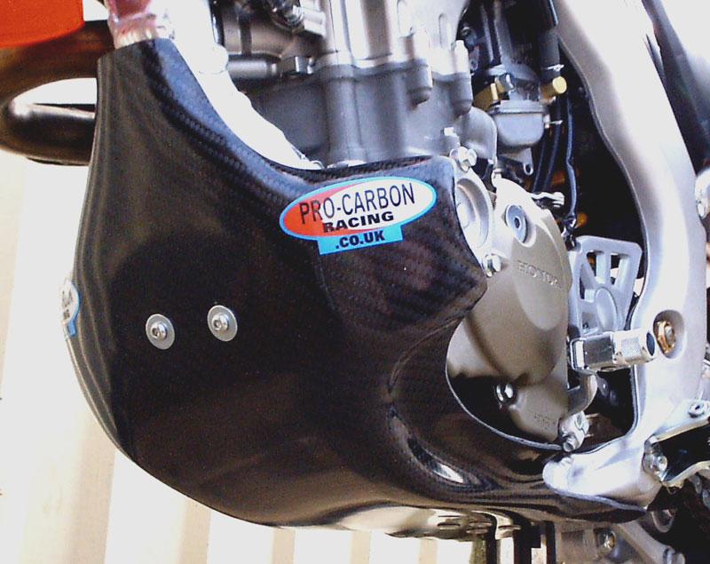 Honda Bashplate - CRF250 2004-05