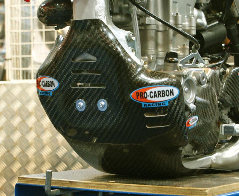 Honda Bashplate - CRF450 2005-08