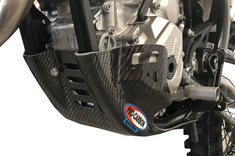KTM Skid Plate - 350 SX-F 2019-2022