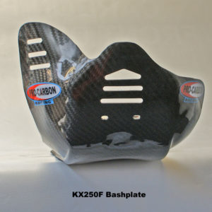 Kawasaki Bashplate - KX250F 2009-16