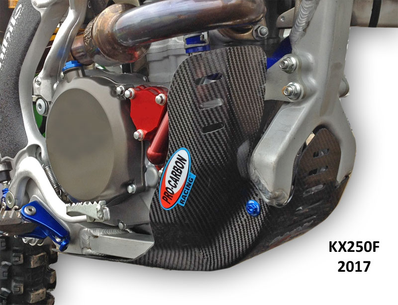 Kawasaki Bashplate - KX250F 2017-20