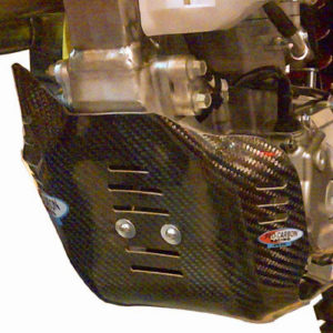Suzuki Bashplate - RMZ450 2008-17