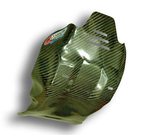 Yamaha Bashplate - YZ250F 2007-09