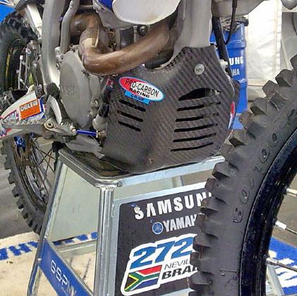Yamaha Bashplate - YZ250F 2010-13