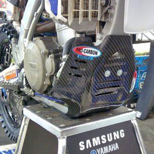Yamaha Bashplate - YZ450F 2010-13