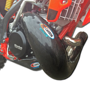 Beta Exhaust Guard - RR 250-300 2013-21   (FMF Gnarly also)