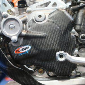 Honda Engine Case Cover - Ignition side - CRF250 2010-17