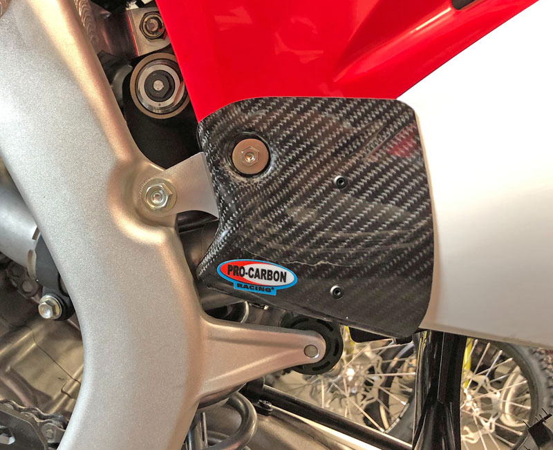 Honda CRF250 2018-21 / CRF450 2017-20 Decal Protectors