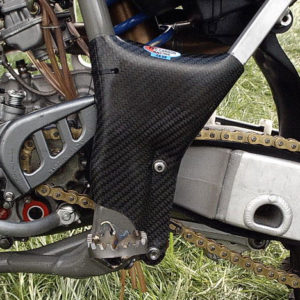Yamaha Frame Protection -  YZ250F   YZ450F   2003-05