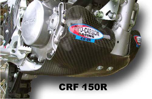 Honda Bashplate - CRF150 2006-21