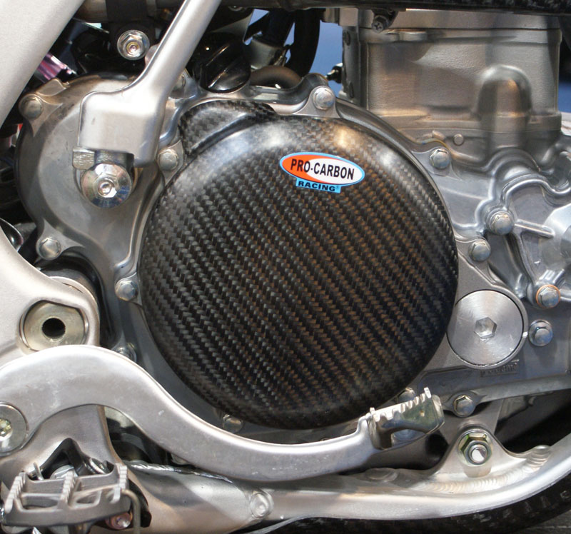 Honda Engine Case Cover - Clutch side - CRF250 2010-17