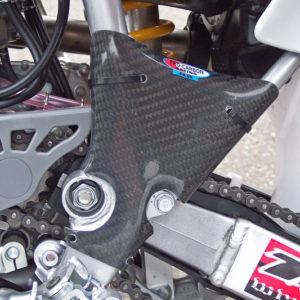 Honda Frame Protection -  CRF150 2006-21