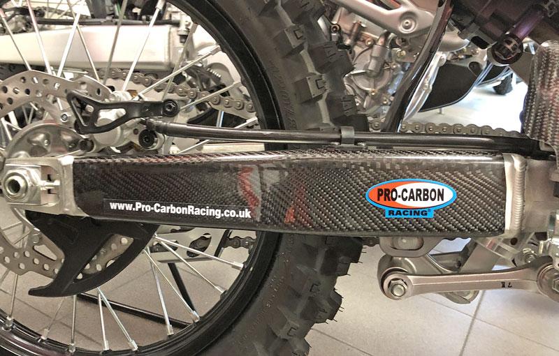 Honda Swing Arm Protector - CRF250 2020-21 .... CRF450  2019-20