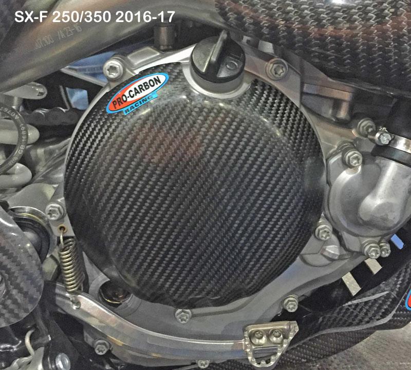 Husqvarna Engine Case Cover - Clutch side - FC450 2017-22