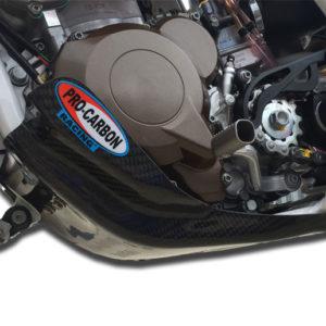 KTM Skid plate - 250/300 EXC 2017-22 (TPI + Six Days + Erzbergrodeo)