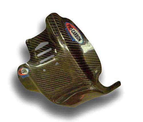 KTM Skid Plate  - 250 SX-F 2011-12