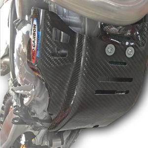 KTM Skid Plate - 250 SX-F 2016-18