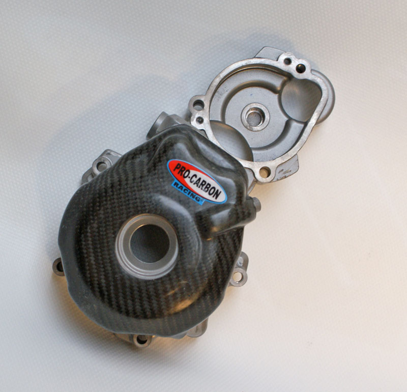 KTM Engine Case Cover - Ignition side -  250 SX-F 2013-15  /  350 SX-F 2011-15
