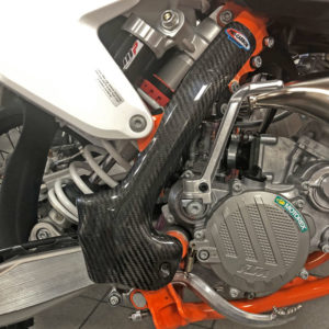 KTM Frame Guards - Tall - 85 SX 2018-22