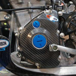 Kawasaki Engine Case Cover - Ignition side - KX250F  2017-20