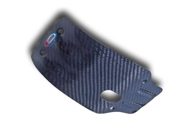 Honda Skid plate - CR125 2002-09