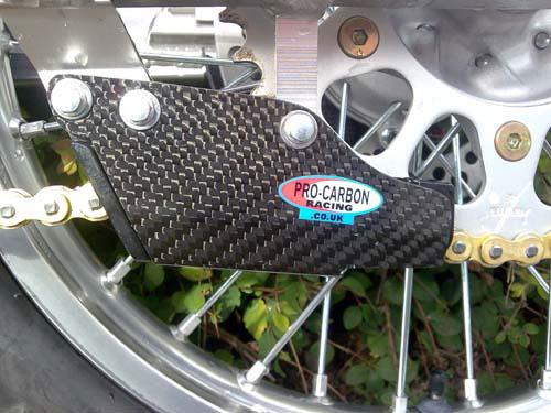 Honda Chain Guide - CR 125/250 2005-08