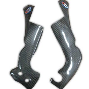 Honda Frame Protection - Tall -  CRF250R 2010-13    CRF450R 2009-12