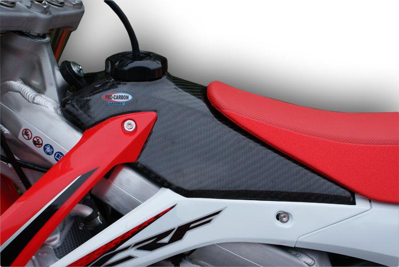 Honda Tank Cover - CRF450 2013-16