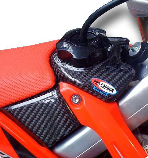 Honda Tank Cover - CRF450 2009-12
