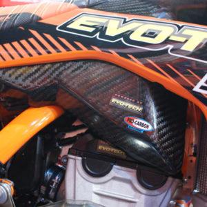KTM Tank Cover 2011-15 Sides - 250/350 SX-F