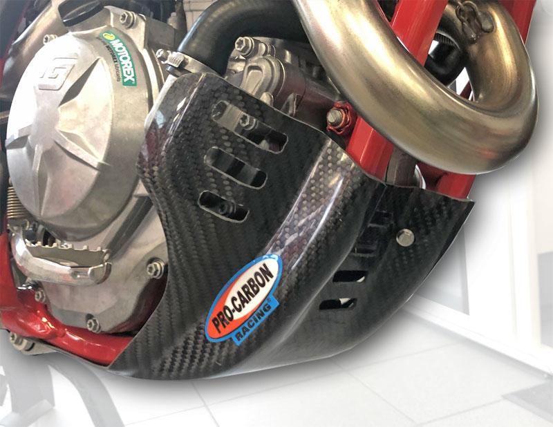 Gas Gas Skid Plate - MC 250F 2021-22