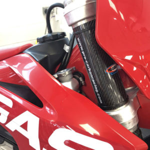 Gas Gas Top Upper Fork Protectors - All years