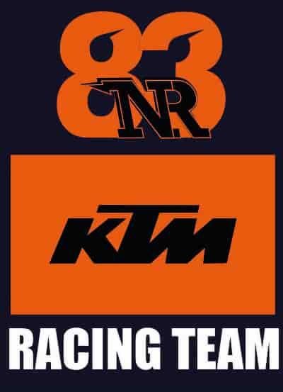 NR83 KTM Racing Team