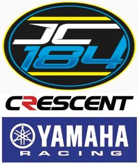 JC 184 Crescent Yamaha Racing